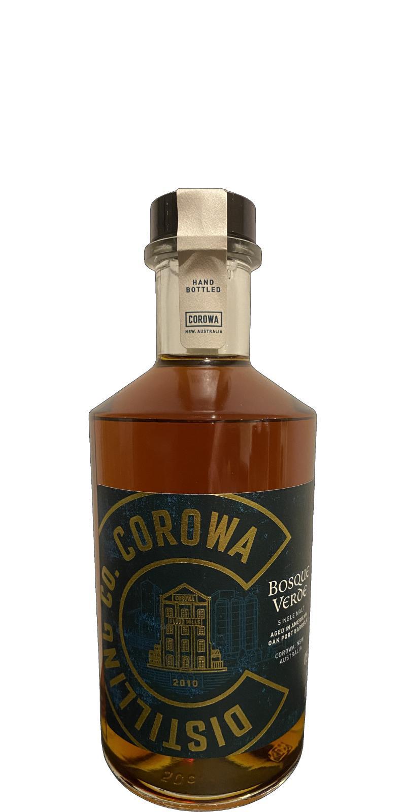Corowa Distilling Co. Bosque Verde