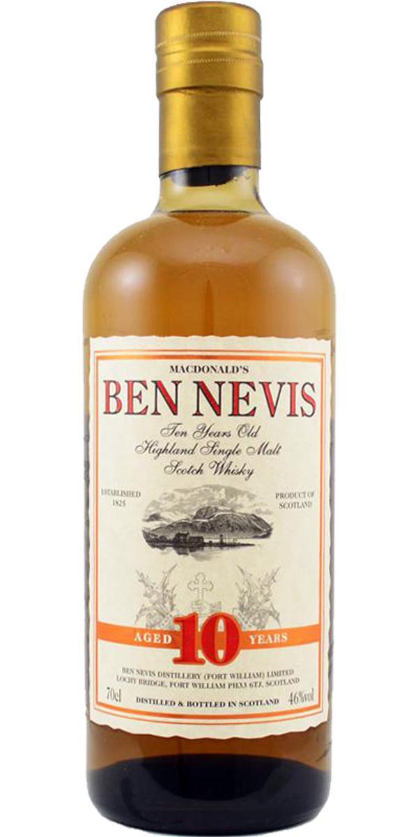 Ben Nevis 10-year-old