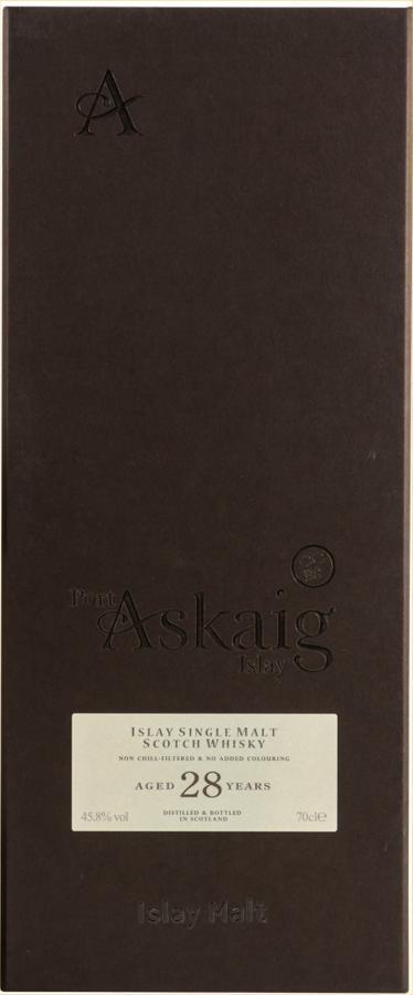Port Askaig 28-year-old ElD