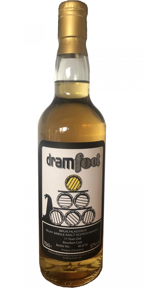 Bruichladdich 11-year-old Df