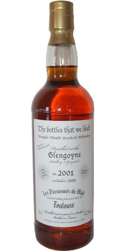 Glengoyne 2001 JB