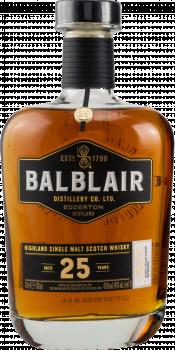 Balblair 25-year-old