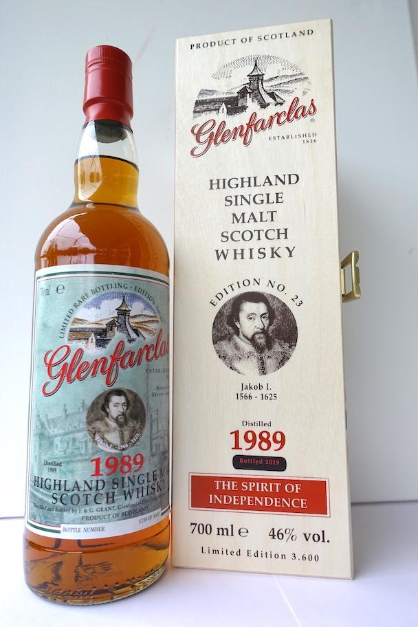 Glenfarclas 1989 Edition N°23
