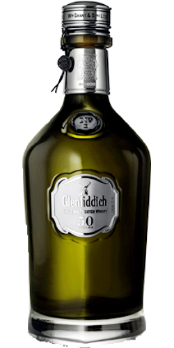 Glenfiddich 50-year-old