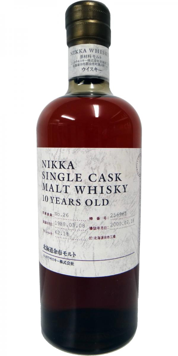 Nikka 1988
