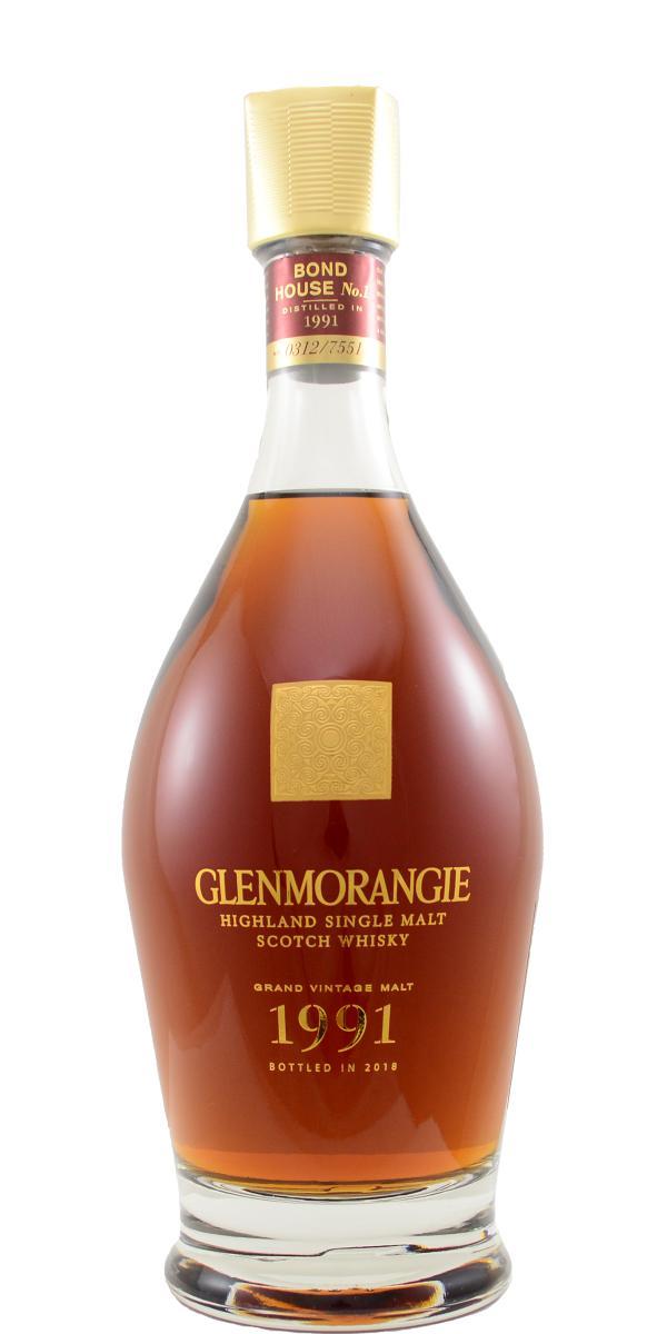 Glenmorangie 1991 - Grand Vintage Malt