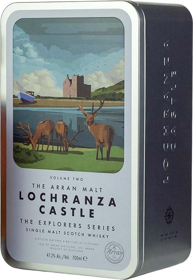 Arran Lochranza Castle