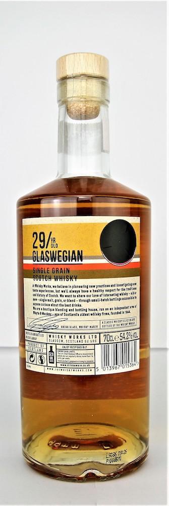 Glaswegian 29-year-old W&M