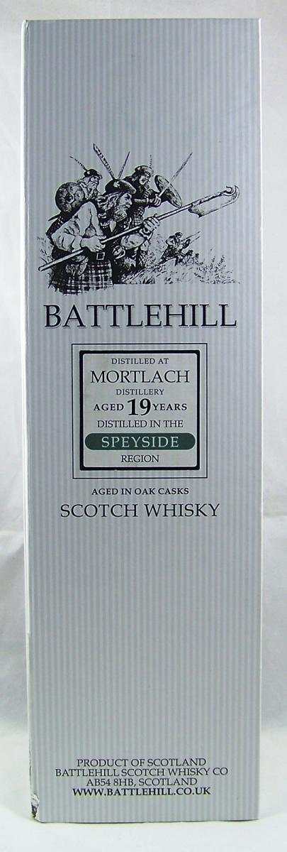Mortlach 19-year-old BSW