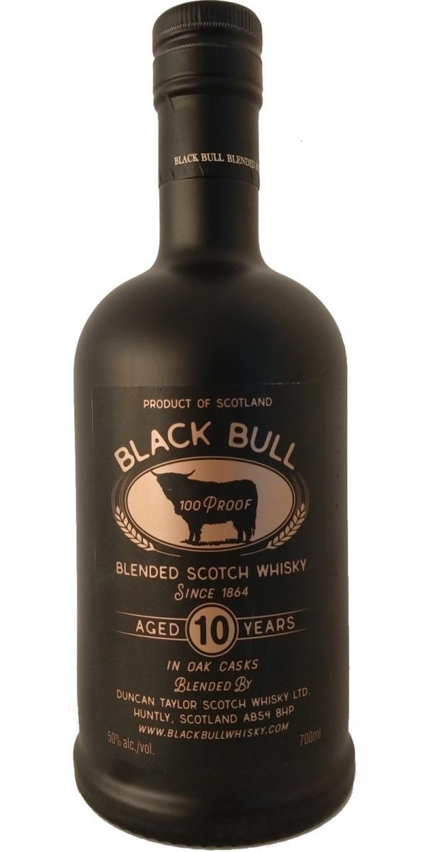 Black Bull 10-year-old DT