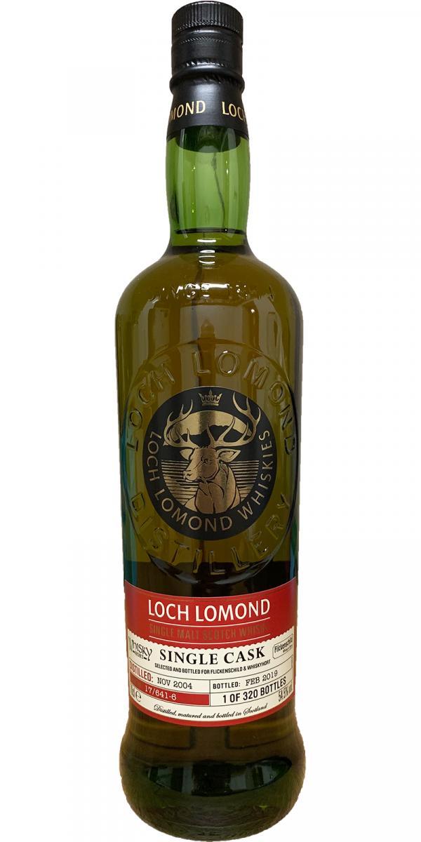 Loch Lomond 2004