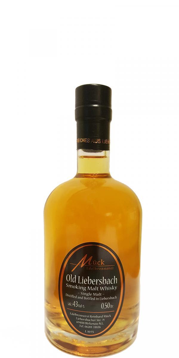 Old Liebersbach Smoking Malt Whisky