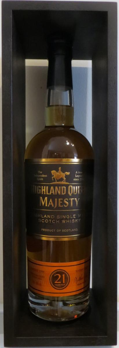 Highland Queen 1996 HQSW