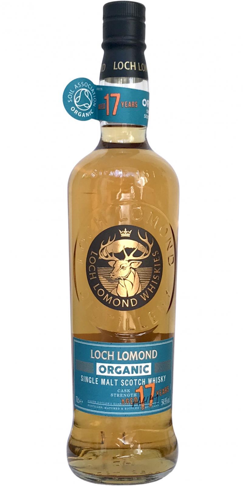 Loch Lomond 17-year-old