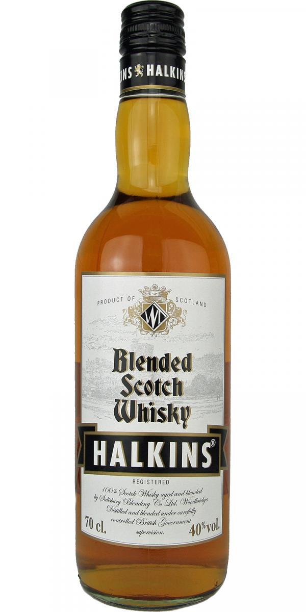 Blended Scotch Whisky Halkins