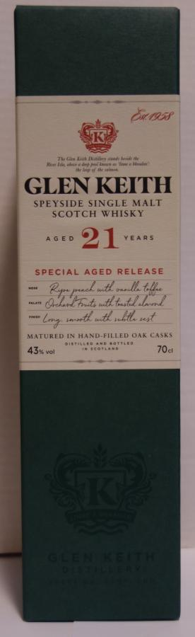 Glen Keith 21-year-old