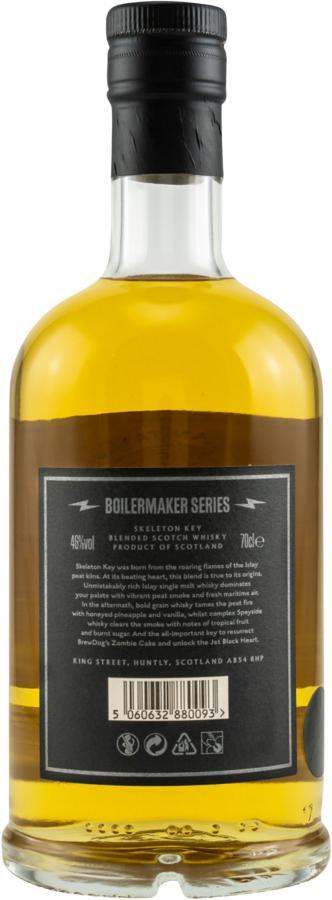 Skeleton Key Blended Scotch Whisky DT