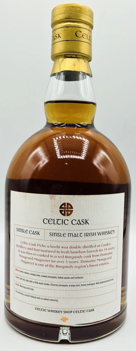 Celtic Cask 2001 - Fiche A Hocht - 28