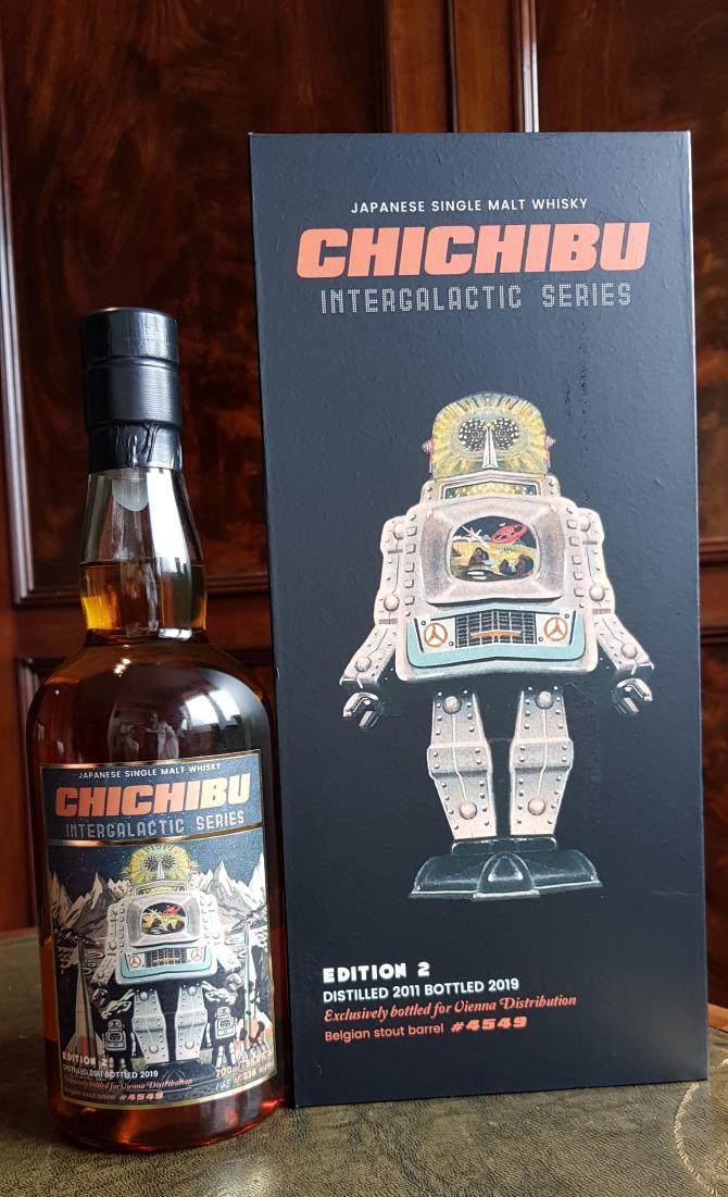 Chichibu 2011 - Intergalactic Series