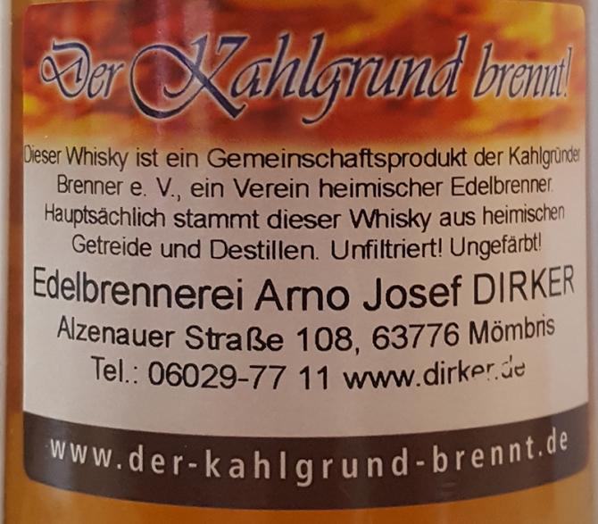 Kahlgrund Whisky Blend L2015