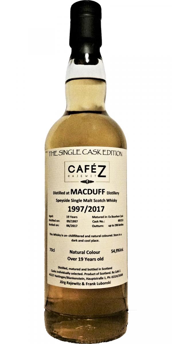 Macduff 1997 CZ