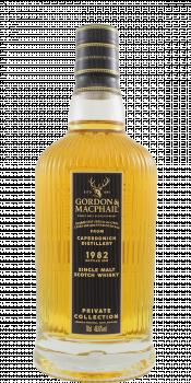Caperdonich 1982 GM