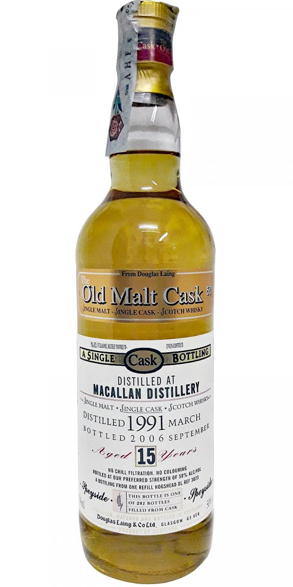 Macallan 1991 DL