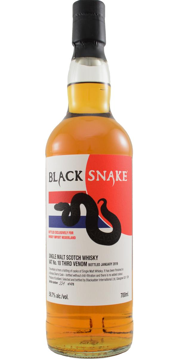Black Snake Third Venom for The Netherlands