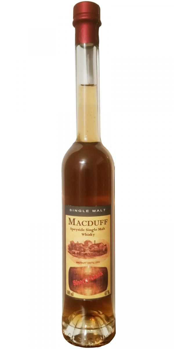 Macduff Speyside Single Malt Whisky