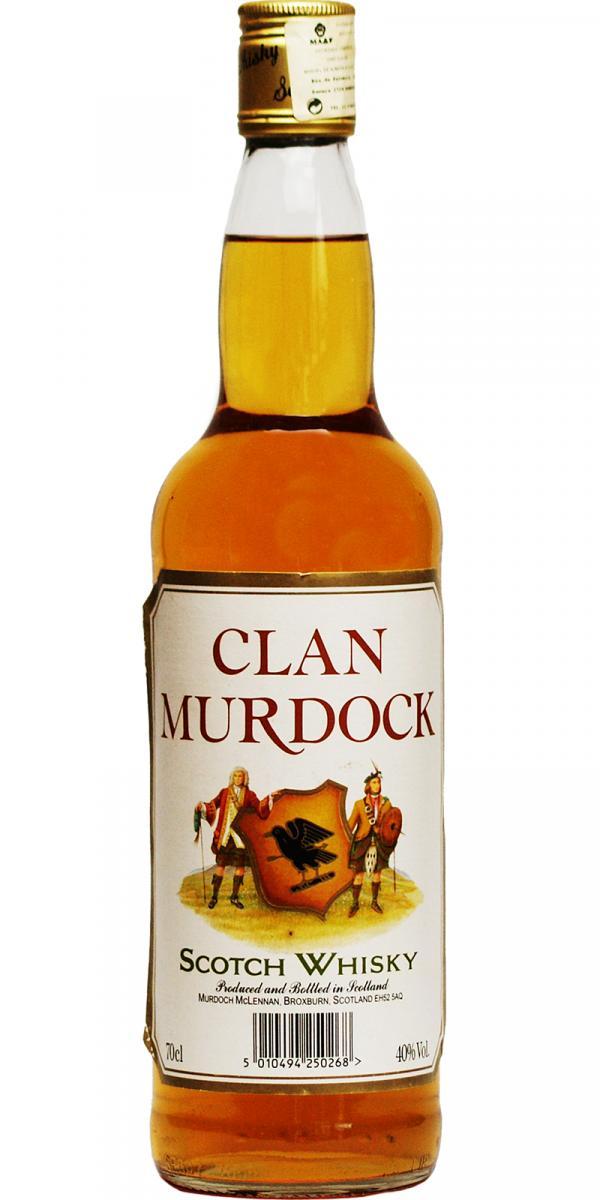 Clan Murdock Scotch Whisky