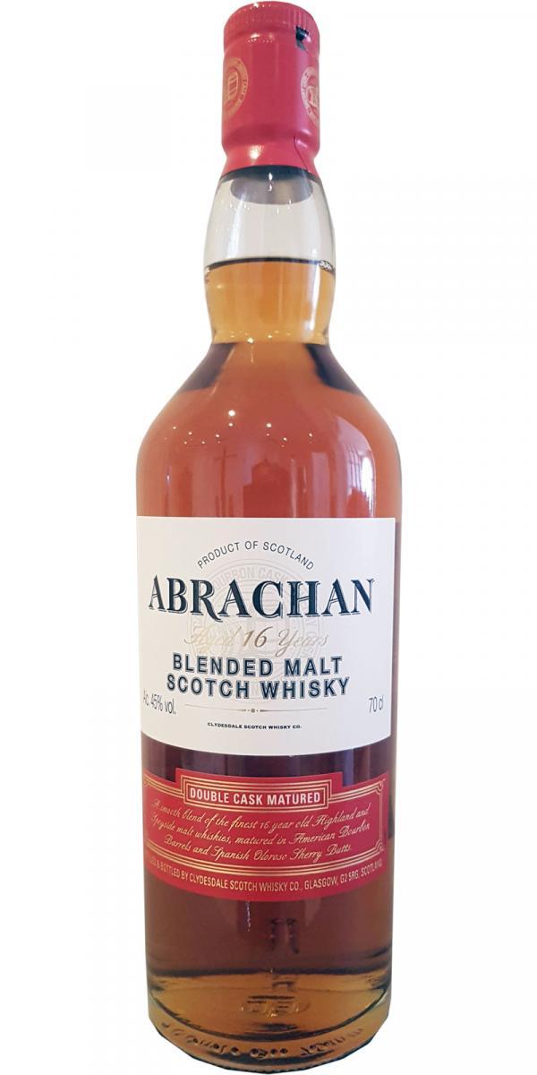 Abrachan 16-year-old Cd