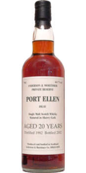 Port Ellen 1982 A&M