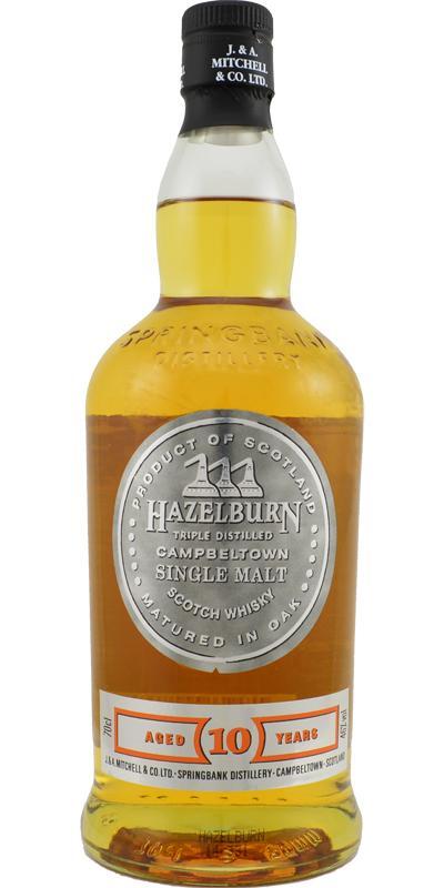 Hazelburn 10-year-old