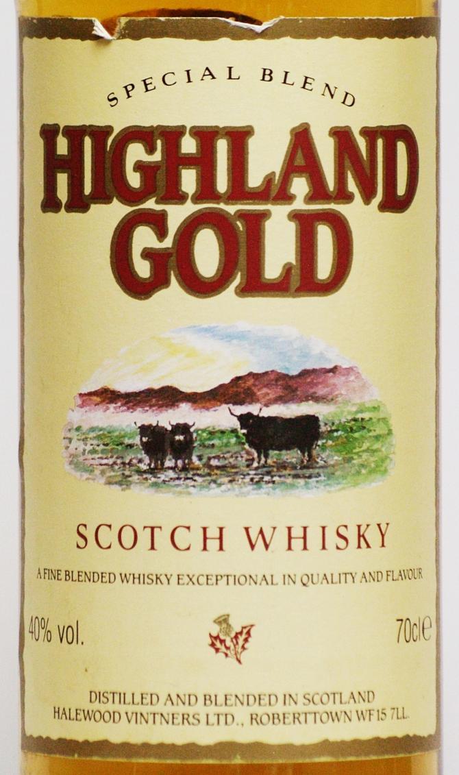 Highland Gold Special Blend