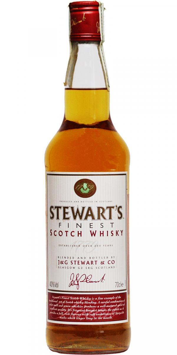 Stewart's Finest Scotch Whisky
