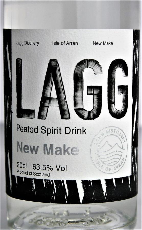 Lagg New Make Spirit
