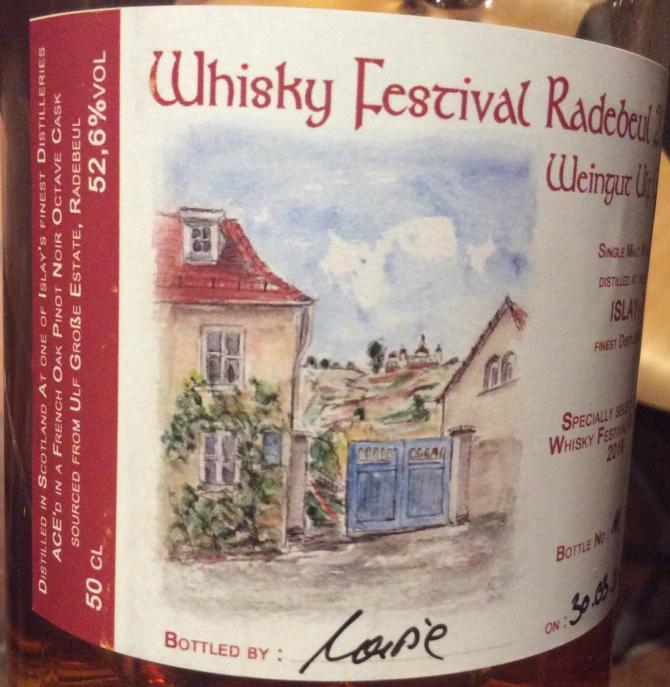 Whisky Festival Radebeul 2019