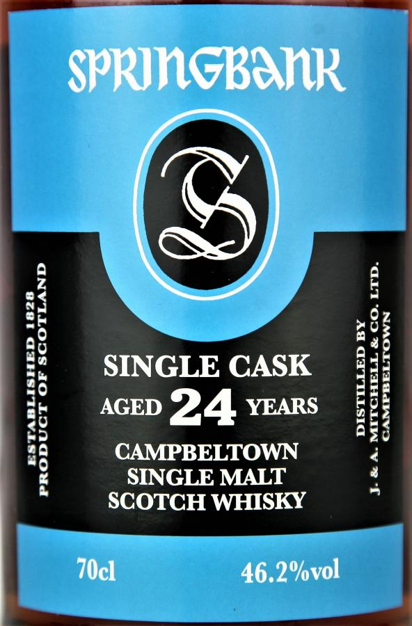 Springbank 24-year-old
