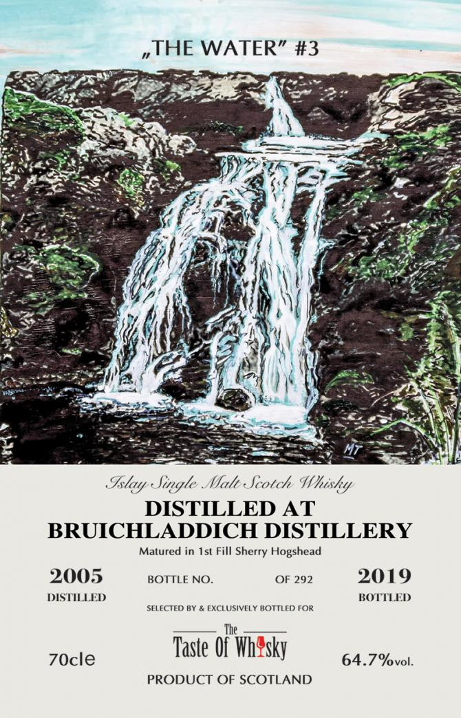 Bruichladdich 2005 TTOW