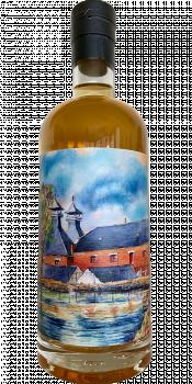 Irish Single Malt Whiskey 1992 Sb