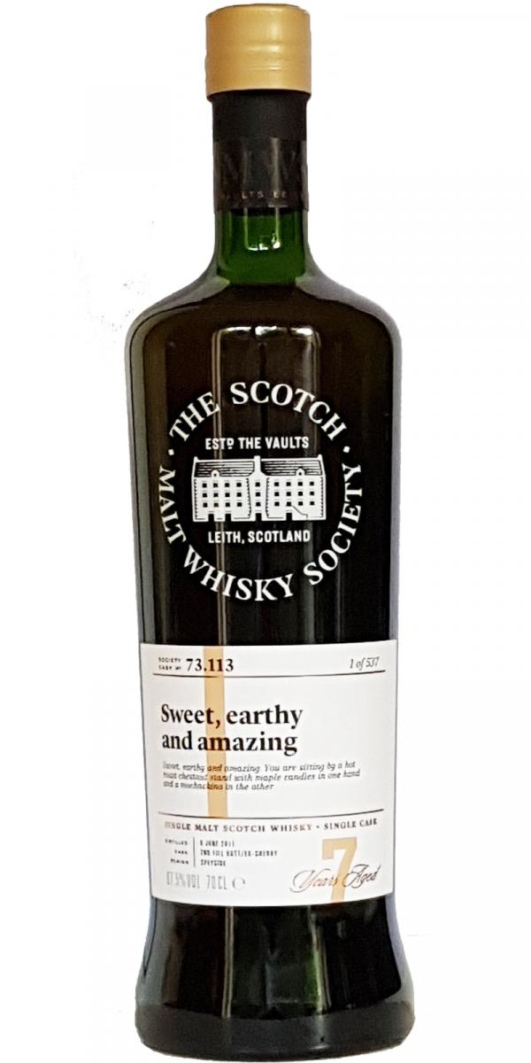 Aultmore 2011 SMWS 73.113
