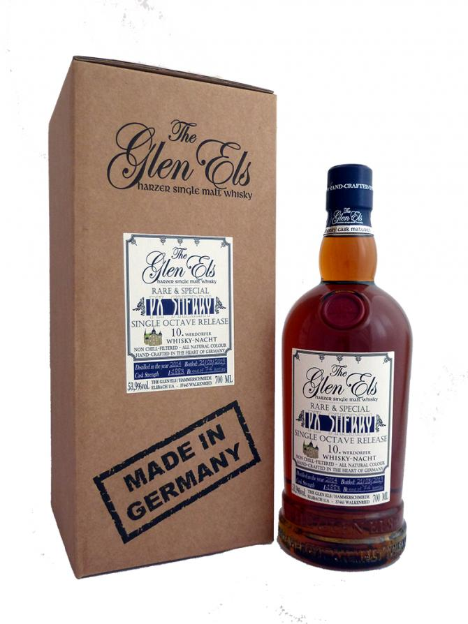 Glen Els PX Sherry Single Octave Release