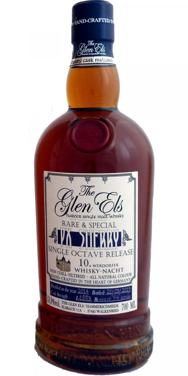 Glen Els PX Sherry Single Octave Release