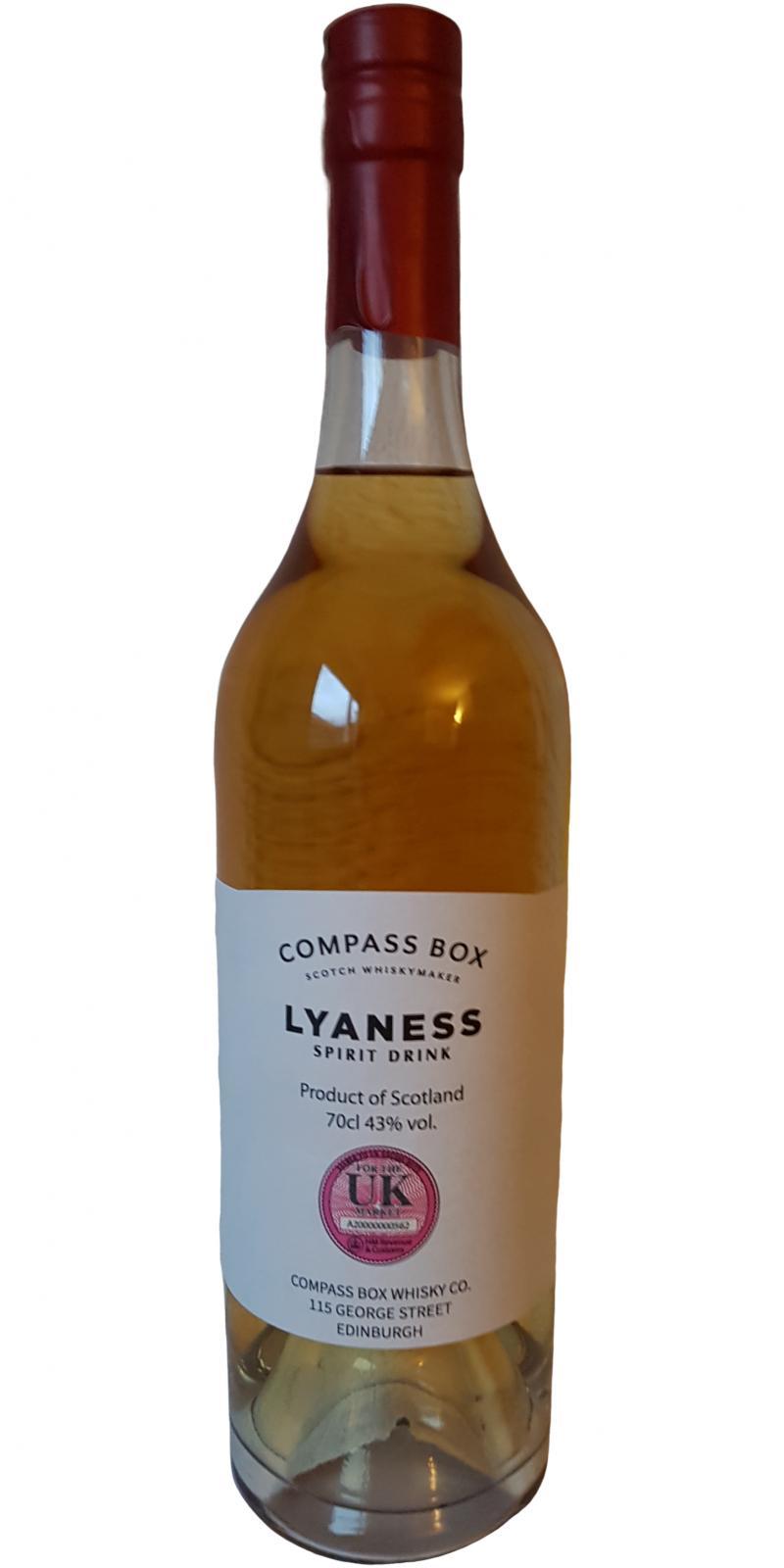 X Lyaness CB