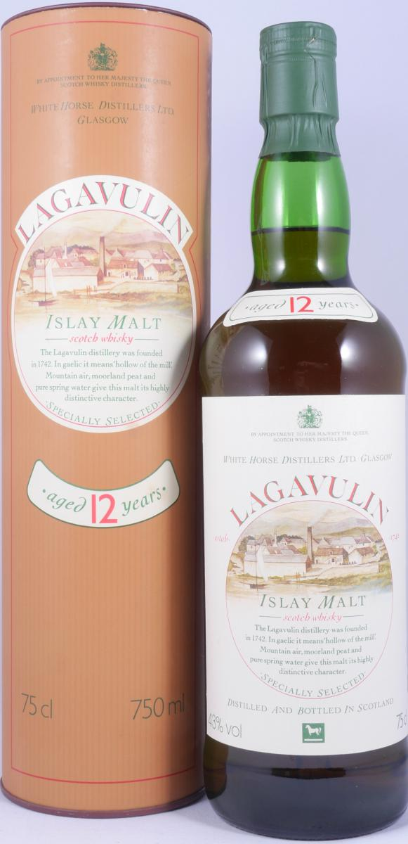 Lagavulin 12-year-old Islay Malt - Ratings and reviews