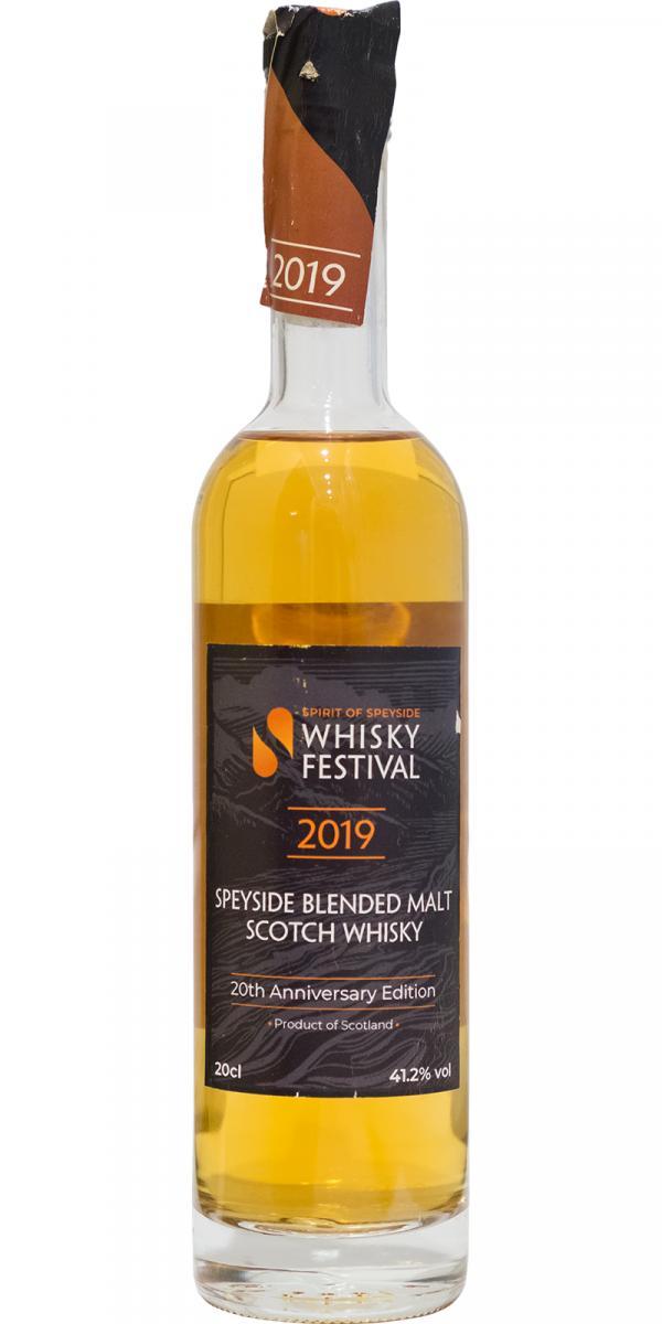 Spirit of Speyside Whisky Festival 20th Anniversary Edition