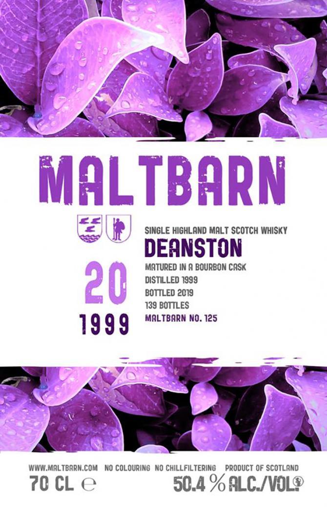 Deanston 1999 MBa
