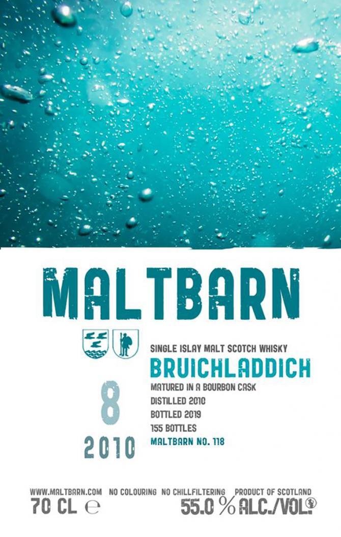 Bruichladdich 2010 MBa