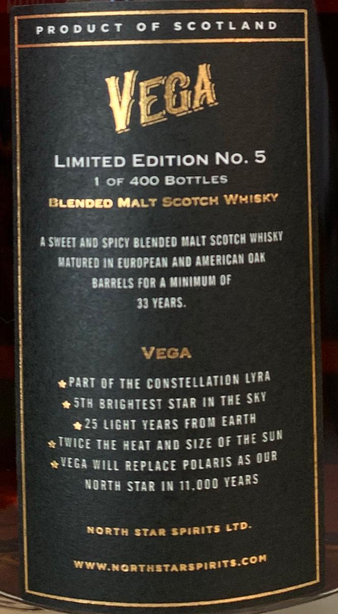 Vega 1985 NSS