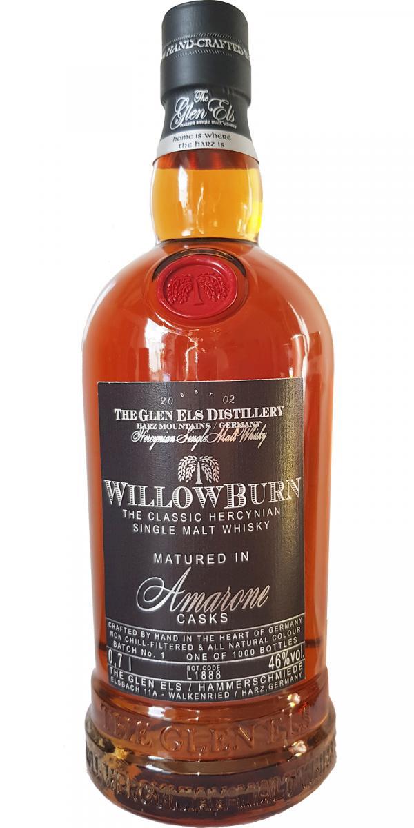 WillowBurn Batch No. 1